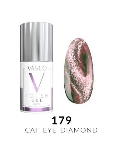 Diamond Cat Eye 179