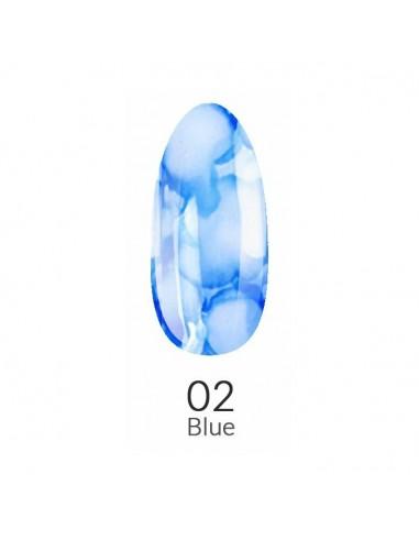 Water 002 Blue