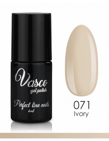 esmalte semipermanente vasco ivory 071
