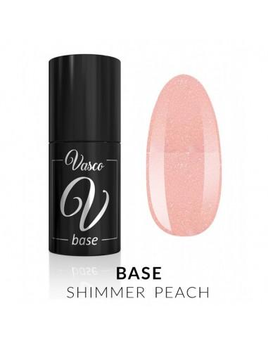 Base Vasco Shimmer Peach 6ml