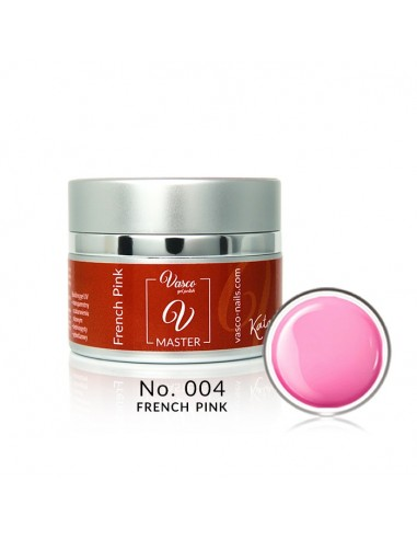 Gel Vasco Master French Pink By...
