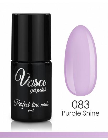 esmalte semipermanente vasco purple shine 083