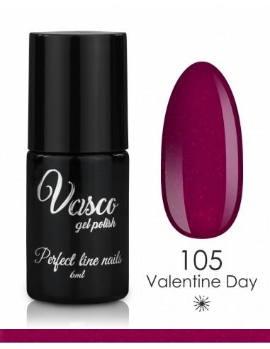 esmalte semipermanente vasco valentine day 105
