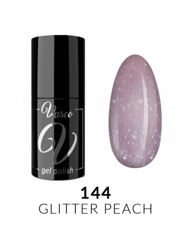 Colección french 144 Glitter Rose