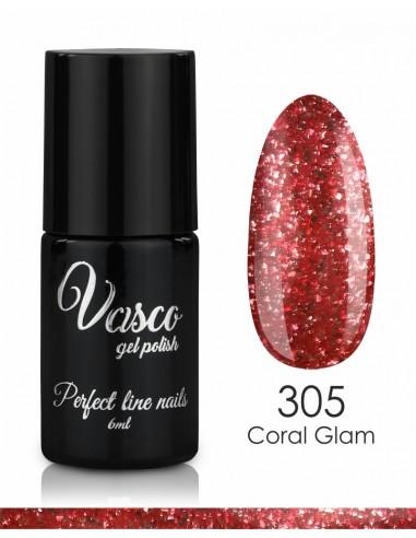 esmalte semipermanente vasco coral glam 305