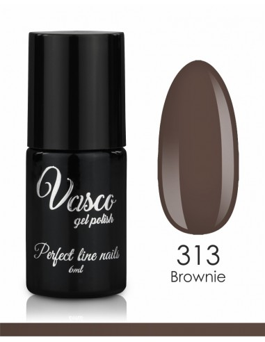 esmalte semipermanente vasco brownie 313