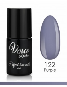 Esmalte semipermanente. VASCO LIMITED LINE 6 ml - 122 Purple