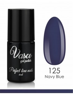 Esmalte semipermanente. VASCO LIMITED LINE 6 ml - 125 Navy Blue