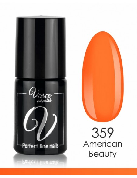 Esmalte semipermanente. LOCA LOCA BY IWONA FRIEDE 6 ml 359 American Beauty