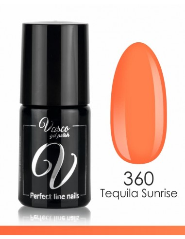 Esmalte semipermanente. LOCA LOCA BY IWONA FRIEDE 6 ml 360 Tequila Sunrise