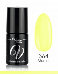 Esmalte semipermanente. LOCA LOCA BY IWONA FRIEDE 6 ml 364 Martini