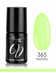 Esmalte semipermanente. LOCA LOCA BY IWONA FRIEDE 6 ml 365 Mohito