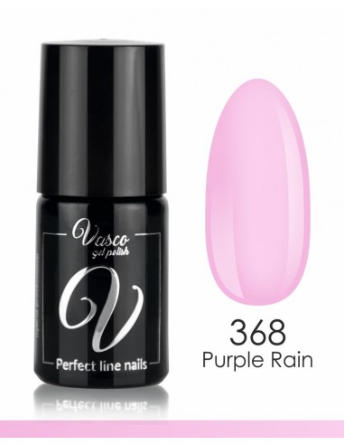 Esmalte semipermanente. LOCA LOCA BY IWONA FRIEDE 6 ml 368 Purple Rain