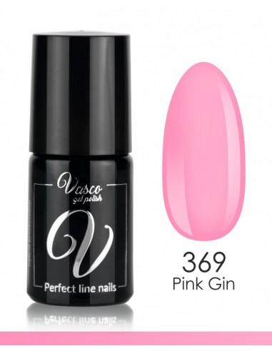 Esmalte semipermanente. LOCA LOCA BY IWONA FRIEDE 6 ml 369 Pink Gin