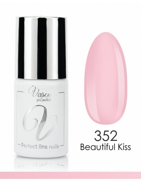 Esmalte semipermanente. FRENCH BY KATARZYNA WOLNY 6 ml 352 Beautiful Kiss