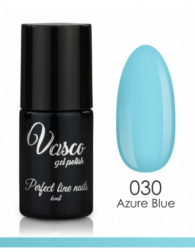 Esmalte semipermanente Vasco 6ml Azure Blue 030