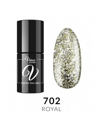 Platinum Chic 702 Royal