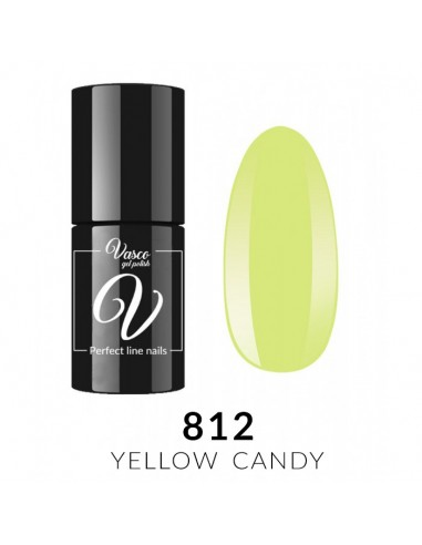 Vasco Lollipop 812 Yellow Candy