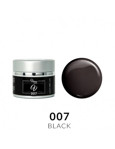 Gel Paint 007 Black