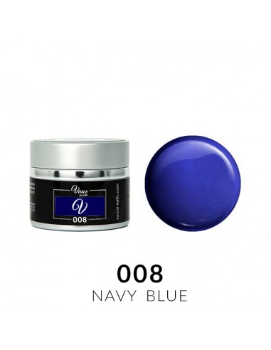 Gel Paint 008 Navy Blue