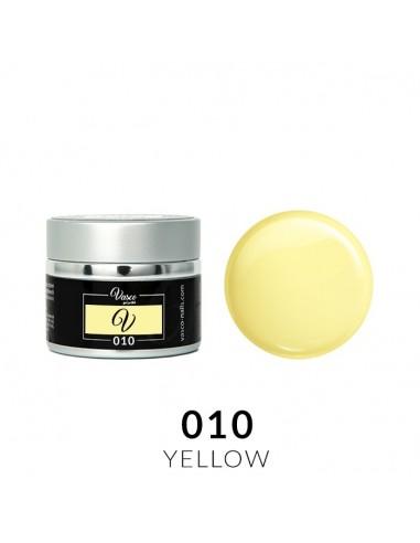 Gel Paint 010 Yellow