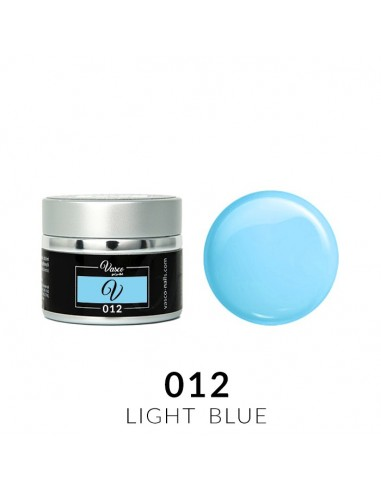 Gel Paint 012 Light Blue