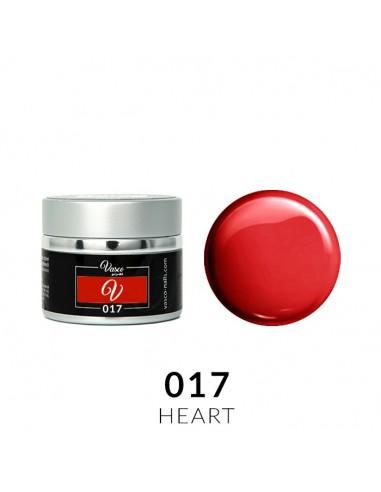 Gel Paint 017 Heart
