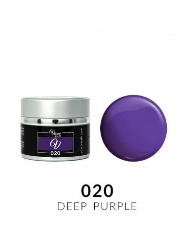 Gel paint 020 Deep Purple