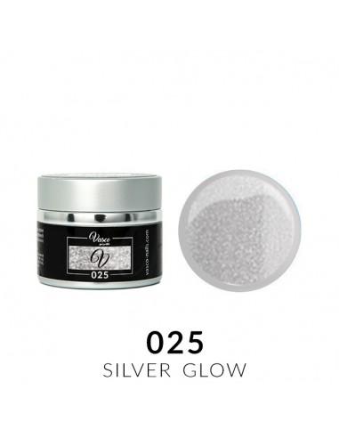 Gel Paint 025 Silver Glow