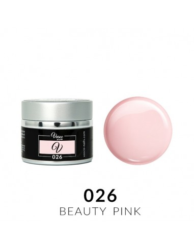 Gel paint 026 Beauty Pink