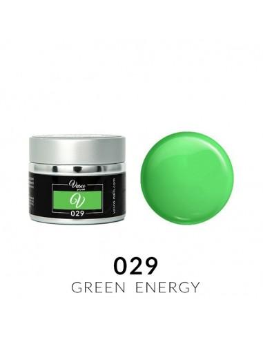 Gel Paint 029 Green Energy
