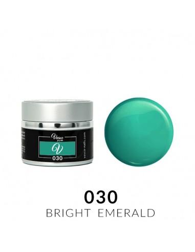 Gel Paint 030 Bright Emerald