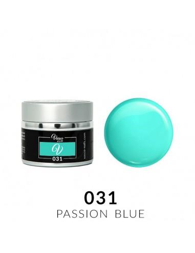 Gel Paint 031 Passion Blue