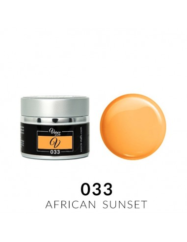 Gel Paint 033 Afican Sunset