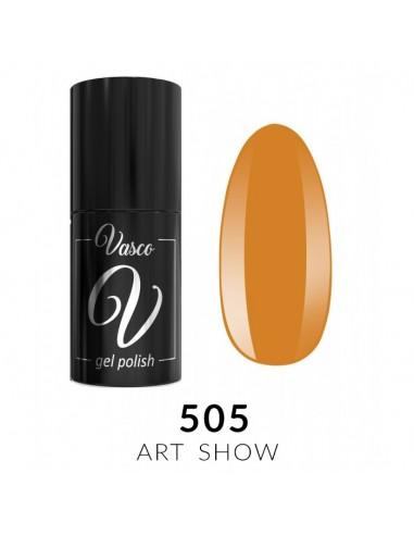 Vasco Showroom 505 Art show