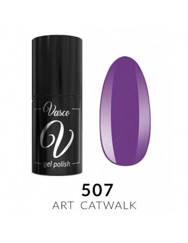 Showroom 507 Art catwalk