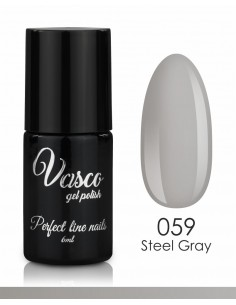 Esmalte semipermanente Vasco 6ml Steel Gray